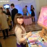 художник на детском празднике 06