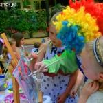 Художник на детском празднике