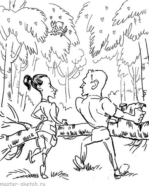 история знакомства в интернете жениха и невесты