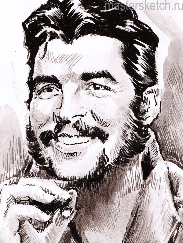 Портрет Че Гевары